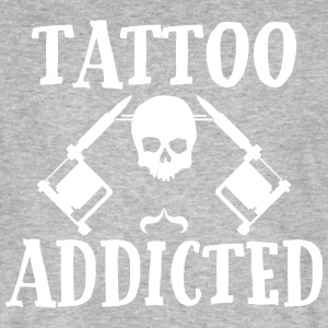 Tattoo addicend T-Shirts - Men's Organic T-shirt