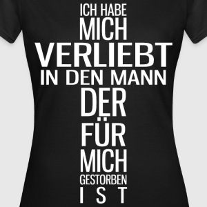 Jesus - T shirt  - Frauen T-Shirt