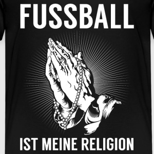 Football - religion Tee shirts - T-shirt Premium Enfant
