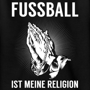 Fussball - Religion T-Shirts - Teenager T-Shirt
