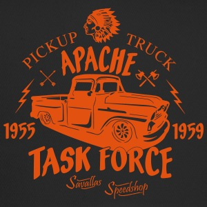 Apache Pick Up Truck, Task Force Series Trucker Ca - Trucker Cap