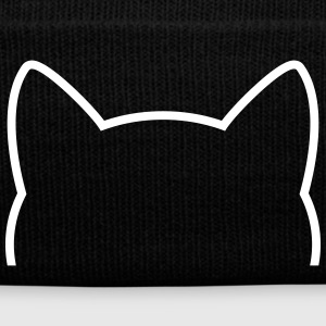 Cat Icon Outline Petten & Mutsen - Wintermuts