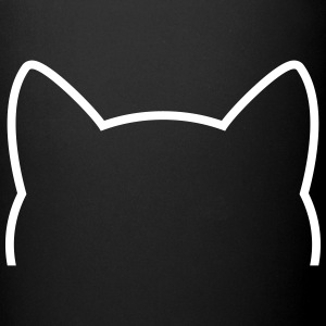 Cat Icon Outline Mokken & toebehoor - Mok uni