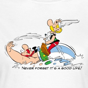 Asterix & Obelix - Never Forget It's A Good Life! - T-shirt dam
