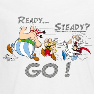 Asterix & Obelix - Ready Steady Go! - Teenager Premium shirt met lange mouwen
