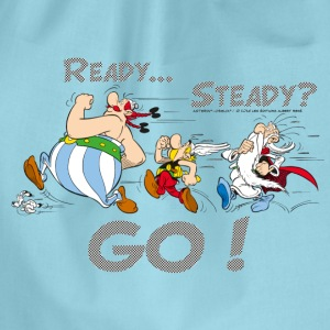 Asterix & Obelix - Ready Steady Go! - Gymtas