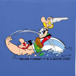 Asterix & Obelix - Never Forget It's A Good Life! - Stoffveske