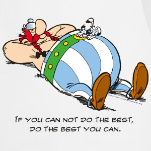 Asterix & Obelix - If You Can Not Do Best - Fartuch kuchenny