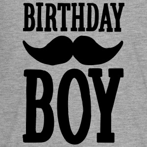Birthday Boy Hipster Manches longues - T-shirt manches longues Premium Ado