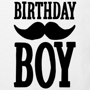 Birthday Boy Hipster T-Shirts - Kinder Bio-T-Shirt