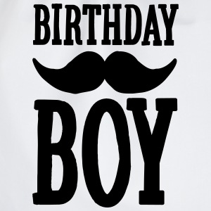 Birthday Boy Hipster Bags & Backpacks - Drawstring Bag