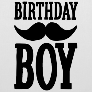Birthday Boy Hipster Bags & Backpacks - Tote Bag