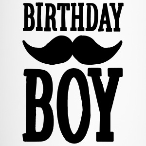 Birthday Boy Hipster Mugs & Drinkware - Travel Mug