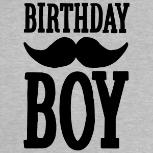 Birthday Boy Hipster Baby T-Shirts - Baby T-Shirt