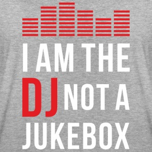 I am the DJ not a Jukebox T-Shirts - Frauen Oversize T-Shirt