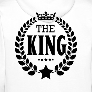 ROYAL THE KING transparence logo Pullover & Hoodies - Männer Premium Hoodie