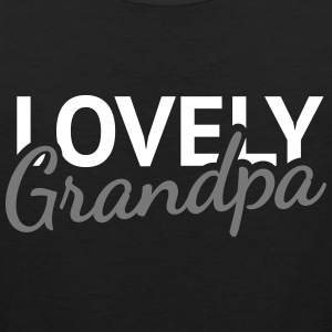 Lovely Grandpa Sports wear - Men's Premium Tank Top