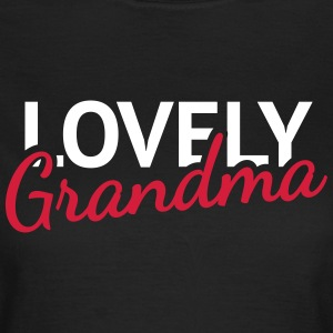 Lovely Grandma T-Shirts - Frauen T-Shirt