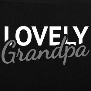 Lovely Grandpa Bags & Backpacks - Tote Bag