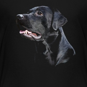 Labrador Shirts - Teenage Premium T-Shirt