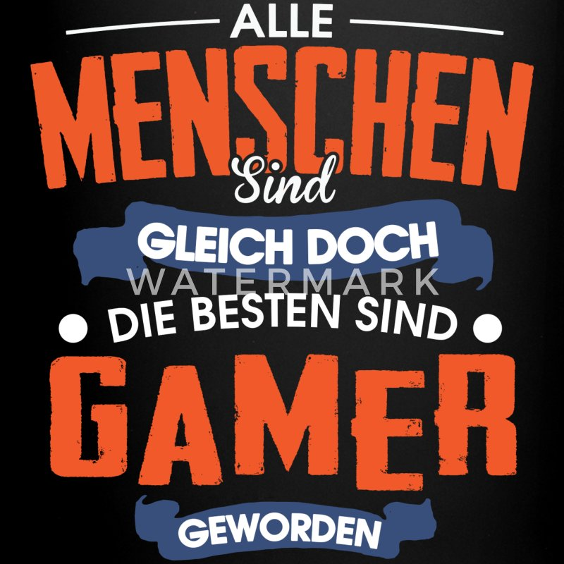 die besten sind gamer tasse spreadshirt. Black Bedroom Furniture Sets. Home Design Ideas