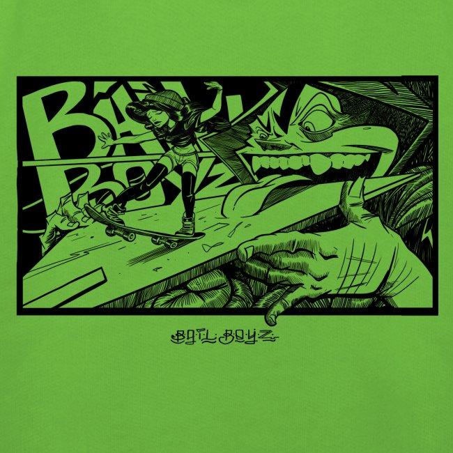 Bail Boyz - BAILMONSTA
