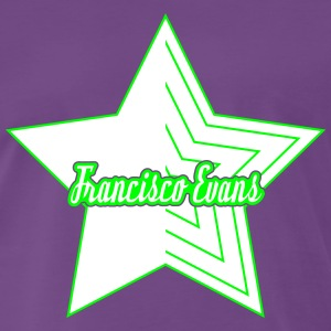 Francisco Evans Star Collection 12 T-shirts - Herre premium T-shirt