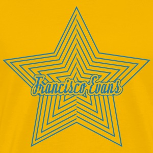 Francisco Evans Star Collection 09 Tee shirts - T-shirt Premium Homme