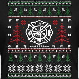 Fire - ugly Christmas T-Shirts - Women's T-Shirt
