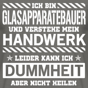 Glasapparatebauer T-Shirts - Männer T-Shirt
