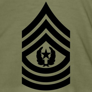 Command Sergeant Major CSM US Army, Mision Militar T-shirts - Slim Fit T-shirt herr