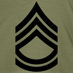 Sergeant First Class SFC US Army, Mision Militar ™ T-shirts - Slim Fit T-shirt herr