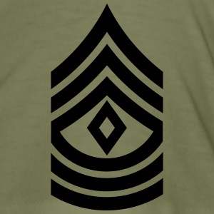 First Sergeant 1SG US Army, Mision Militar ™ T-shirts - Slim Fit T-shirt herr