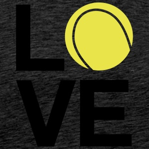 tennis_love - T-shirt Premium Homme