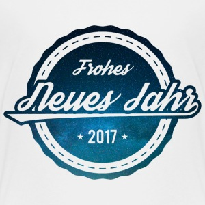 Neujahr T-Shirt - Teenager Premium T-Shirt