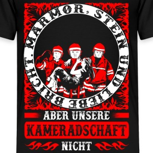 Fellesskap - brann Skjorter - Premium T-skjorte for barn