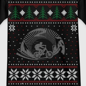 Bike - ugly Christmas Shirts - Kids' T-Shirt