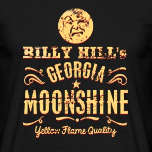 Moonshine Whiskey, distressed T-Shirts - Männer T-Shirt
