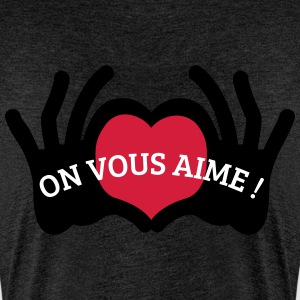 on_vous_aime Tee shirts - T-shirt Premium Femme