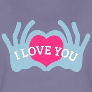 i_love_you Tee shirts - T-shirt Premium Femme