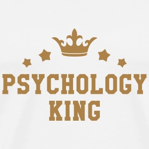 Psychologist Psychologe Psychologue Psychology T-Shirts - Men's Premium T-Shirt