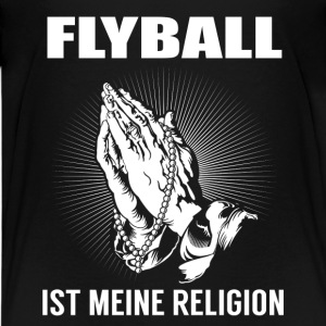 Flyball - my religion Shirts - Teenage Premium T-Shirt