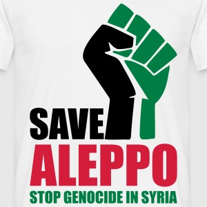 SAVE ALEPPO T-Shirts - Men's T-Shirt