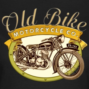 Old Bike Motorcycle Co Tee shirts - T-shirt Femme