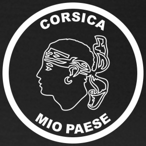 Corsica mio paese bl Tee shirts - T-shirt Femme