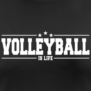 volleyball is life 1 T-Shirts - Women's Breathable T-Shirt