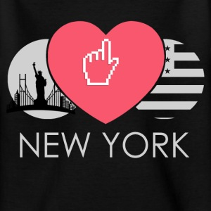 IN LOVE WITH NEW YORK T-Shirts - Teenager T-Shirt
