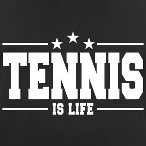 tennis is life 1 T-shirts - mannen T-shirt ademend