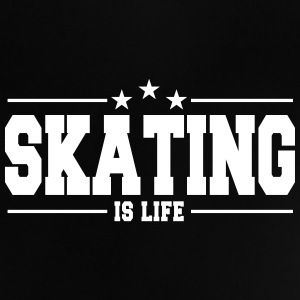 skating is life 1 Baby T-shirts - Baby T-shirt