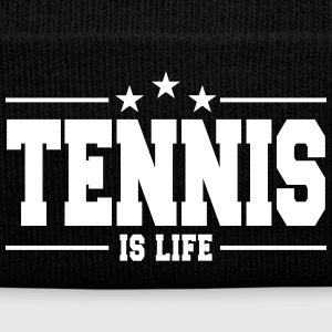 tennis is life 1 Caps & Mützen - Wintermütze